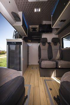 Sprinter Van, Mercedes Sprinter Camper Conversion, Ducato Camper, Fiat Ducato, Vw Crafter Camper, Rv Campers, Campervan, Ducati, Autos