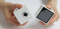 DUO camera.Looks smart and sporty.Elegance #innovative #gadget