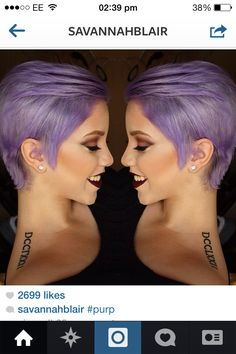 Hair envy! She's a makeup inspiration, with how to- for her on Instagram savannahblair
