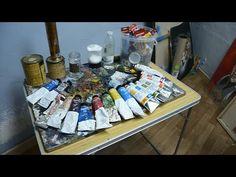 tips y trucos para pintar al oleo NIVEL 26 ( bloques de pintura ) - YouTube