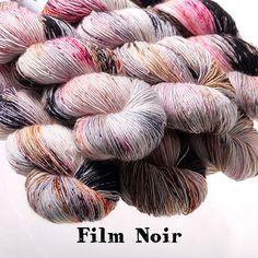 Skinny Singles Hedgehog Fibres, Spinning Yarn, Hand Dyed Yarn, Wool Yarn, Color Inspiration, Fiber Art, Knitting, Skinny, Sock