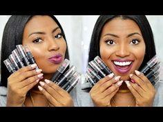 Assista esta dica sobre RESENHA BATOM STICK MATTE VULT | PELE NEGRA por Camila Nunes e muitas outras dicas de maquiagem no nosso vlog Dicas de Maquiagem.