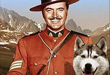 Sargent Preston of the Yukon