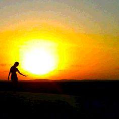 Mais se iguala ao Pôr do Sol.