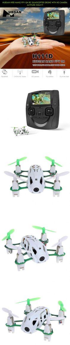 Hubsan H111D Nano FPV Q4 RC Quadcopter Drone with HD Camera Altitude Hold F1 #plans #tech #shopping #quadcopter #gadgets #h111d #drone #nano #products #fpv #kit #hubsan #q4 #camera #technology #racing #fpv #parts