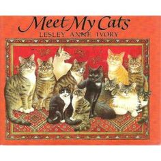 Meet My Cats, Lesley Ann Ivory. I got it from my father when I was 5.   @Esther van Gerwen :)