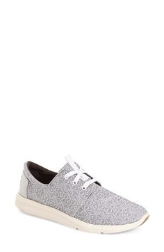 TOMS TOMS 'Del Rey' Sneaker (Women) available at #Nordstrom