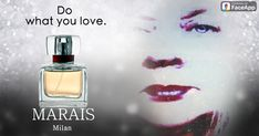 How Stunning Would You Look In A Perfume Ad?