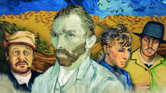 Oscar-winning studio Breakthru Films is making an animated film of the painter's life in which every frame is an oil painting.
