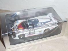 March-Buick 84G Davidson Racing Le Mans 1984 #62 Spark S2993 1:43