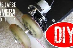 How to Build a Motorized, DIY Time-Lapse Photography Dolly