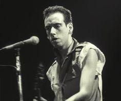Mick Jones Brixton 1982