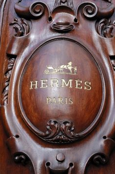 Hermes and brown - what more do you want :)