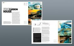 Inspiration Hut - 36 Stunning Magazine and Publication Layouts for your Inspiration - Graphic Design, Inspiration