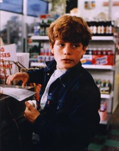 Goonies  Had such a crush on him when I was 13! Love Sean Astin! My first date was movies to see Goonies and he look a lot like Sean! Memories...