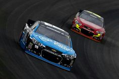 Dale Earnhardt Jr.- Geico 400 at Chicagoland Finished 35th (Blown Engine)