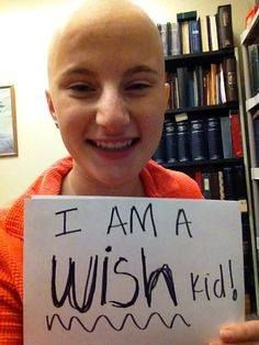 Wish kids and their parents alike experience more happiness and less fear in their lives. #WishImpact