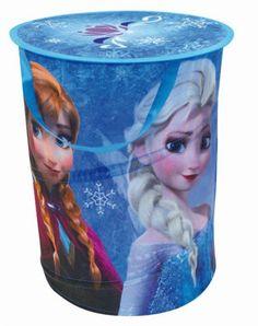 Contenitore in tessuto Pieghevole Salvaspazio Disney Frozen Cameretta Bambina - TocTocShop.com - Fantastico per i Bambini, Imbattibile nei Prezzi