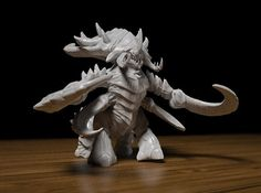 With Blizzcon fast approaching here is an awesome photo of a 3D printed Ultralisk from Starcraft! What's your favourite race going into Legacy Of The Void? #gosu #starcraft #lotv #legacyofthevoid #ultralisk #3Dprint #3D #3dprinter #3dprinting #swarm #zerg #blizzcon #blizzcon2015 by gosu3dprinting