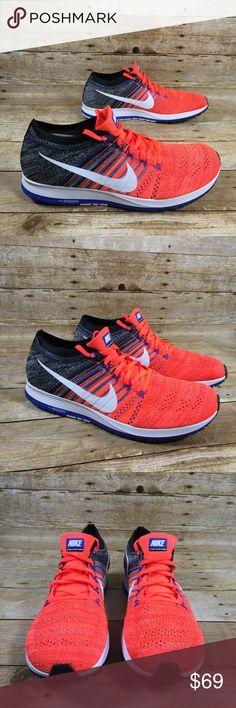 huge discount c9dc5 16602 New Men s Nike Flyknit Streak Size 13 New Men s Nike Flyknit Streak Size 13  Hyper Orange
