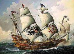 Barcos hundidos con tesoros