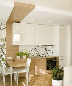 The best modern kitchen design this year. Are you looking for inspiration for your home kitchen design? Take a look at the kitchen design ideas here. There is a modern, rustic, fancy kitchen design, etc. Small L Shaped Kitchens, L Shaped Kitchen Designs, Fancy Kitchens, Best Kitchen Designs, Modern Kitchen Design, Interior Design Kitchen, Home Kitchens, Modern Design, Kitchen Layout