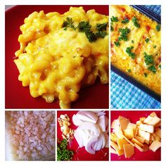 GF Southern style Macaroni and Cheese. (brie/parmesan) made with Rice macaroni noodles