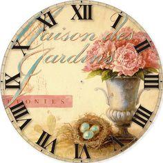 1000 Images About Diy Vintage Clocks On Pinterest Clock