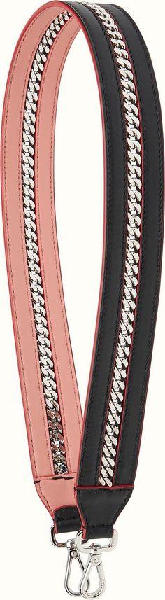 Fendi Strap You Shoulder Bag Strap as seen on Cara Delevingne #fendi #bagstrap #strapyou