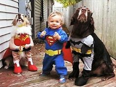 Best friends will play superheros with you. even if they didnt know what that entailed until you brought out the costumes..