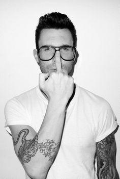 Adam Levine- I love this man!