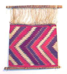Woven Textile | Germantown loom weaving