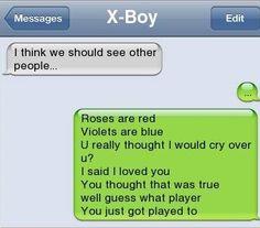 Sweet Poem... LMAO!!!