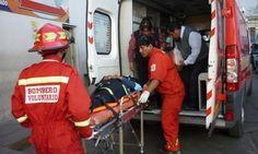 AREQUIPA. Relación de heridos de bus de la Empresa Reyna evacuados a la Clínica San Juan de Dios http://hbanoticias.com/11002