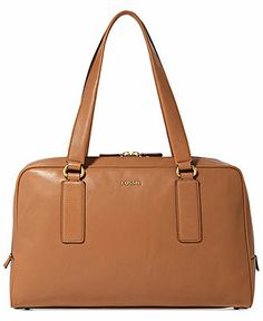 Fossil Handbag, Memoir Leather Biography Satchel  SEARCHED DAILY FOR THIS BAG,NOW ITS MINE!