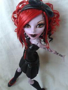 Adult Fans Of Monster High - themonsterhighdolls: Monster High Operetta...