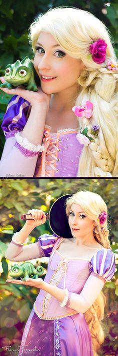 Rapunzel by Nikitacosplay.deviantart.com