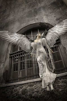 angel 'la celeste by ~frame2fame on DeviantArt - Digital Art/Photomanipulation / Fantasy