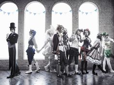 Ciel Phantomhive(Black Butler)   ichinosehikaru - WorldCosplay