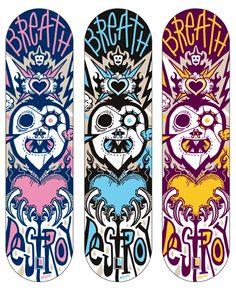 28 Ideas De Skateboard Design Tablas De Skate Tablas Hombres Lobo