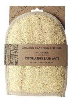 Egyptian Loofah Exfoliation & Wash Mitt