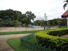 Santos Dumont, o parque