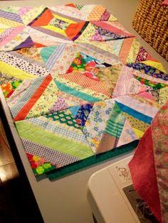 Scrap quilts-so fun!