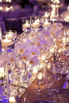 orchid wedding centerpieces wedding flowers - Page 2 of 101 - Wedding Flowers & Bouquet Ideas Wedding Reception, Our Wedding, Dream Wedding, Wedding Blog, Trendy Wedding, Wedding Simple, Wedding Photos, Spring Wedding, Wedding Events
