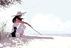 Words in the sand. #pascalcampionart.