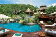 The Constance Lémuria Seychelles | HomeDSGN
