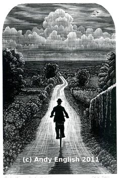 Andy English: The Woman In Black
