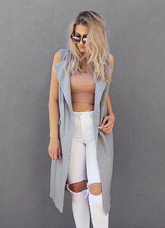 elegance-fashion:TopBlazerPants http://classy-lovely.com/post/152500030396 by http://apple.co/2dnTlwE