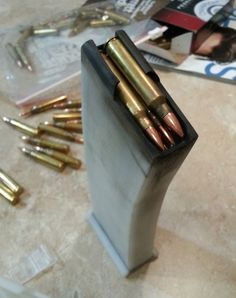 Gunsmiths 3D-Print High Capacity Ammo Clips To Thwart Proposed Gun Laws - Forbes