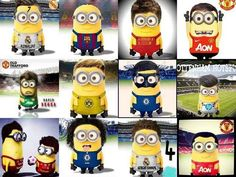 Football minions player - Facebook on We Heart It. http://weheartit.com/entry/68959425/via/Bestiphone5caseshop